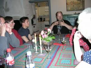 Markku Pölönen vieraana 2004