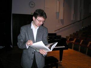 Kirmo Lintinen luento: musiikki elokuvissa